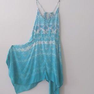Ocean Drive, beachwear dress! Medium